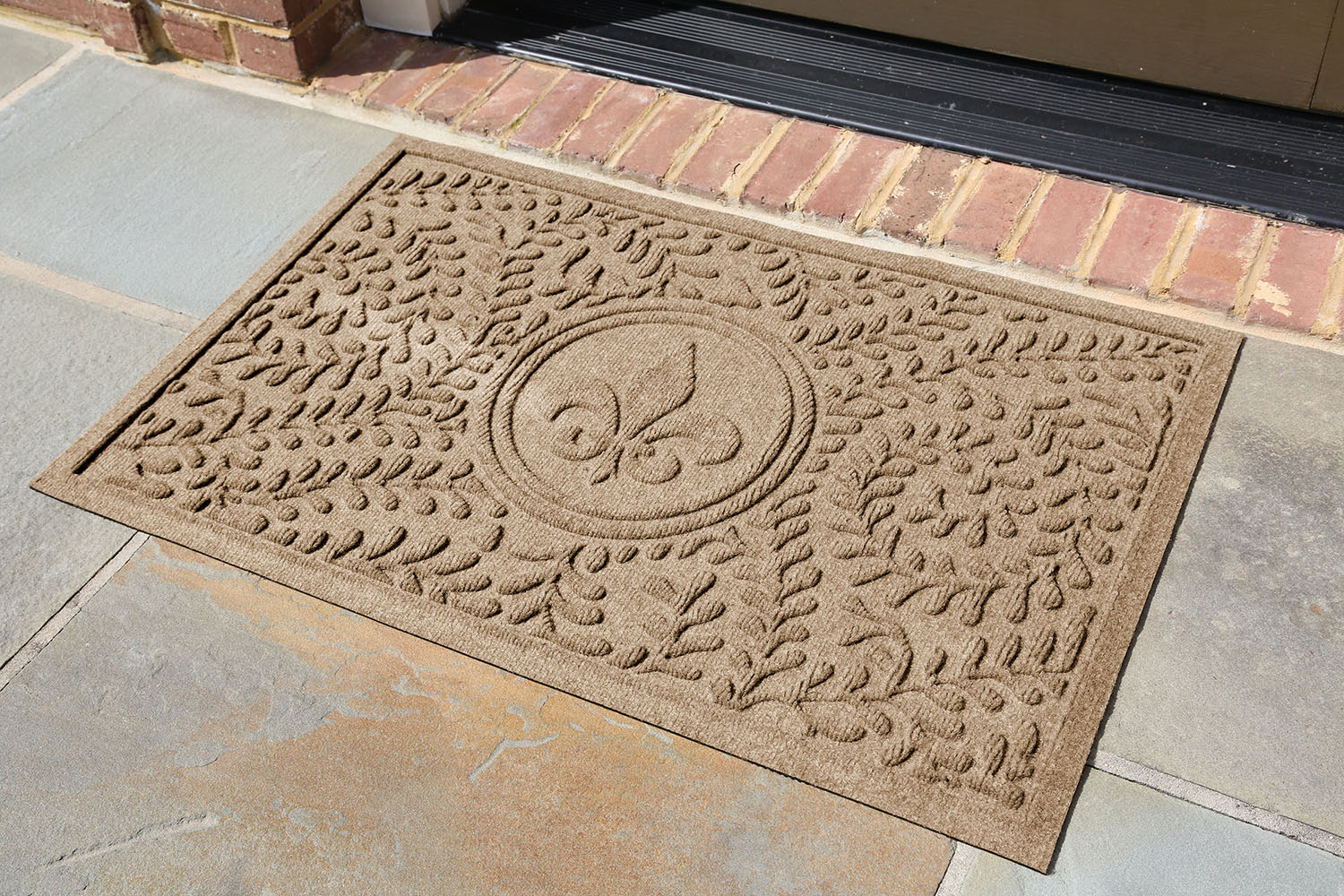 Outdoor and Indoor Door Mats