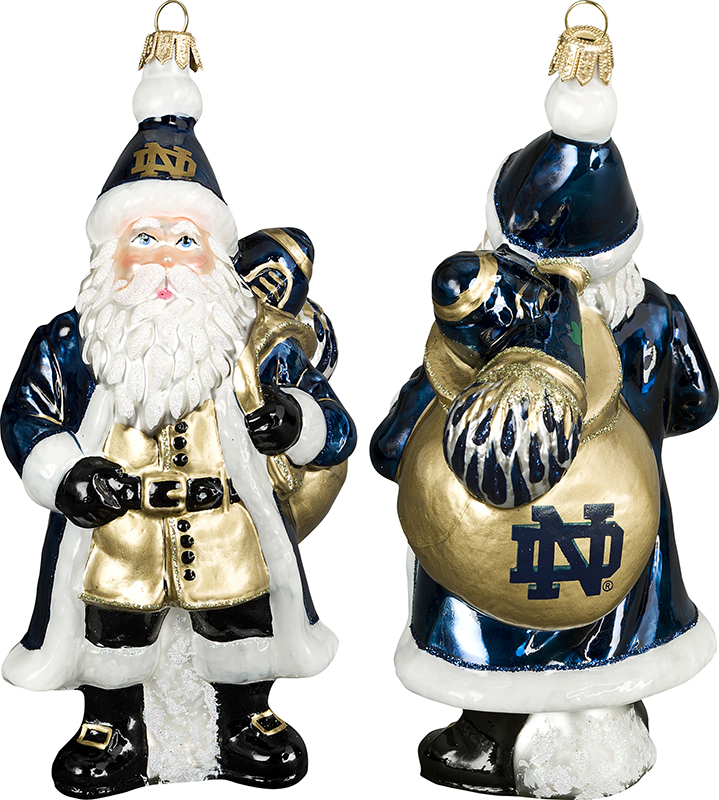 Collegiate Christmas Ornaments