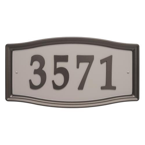 Easy Street Address Sign