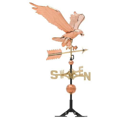 Copper Eagle Weathervane