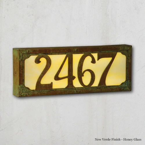 Medium Illuminated Number Sign