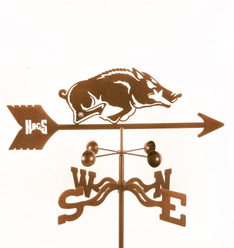 Arkansas Collegiate Garden Weathervane