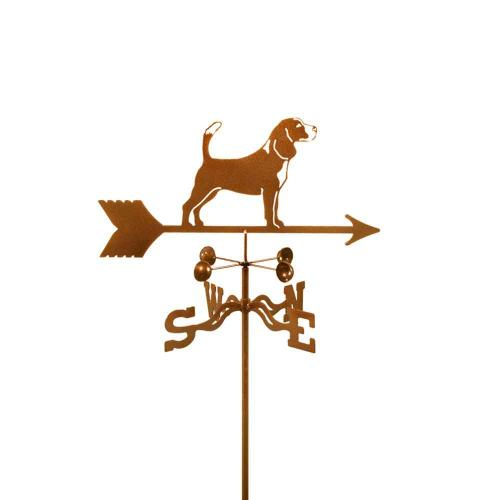 Beagle Garden Weathervane