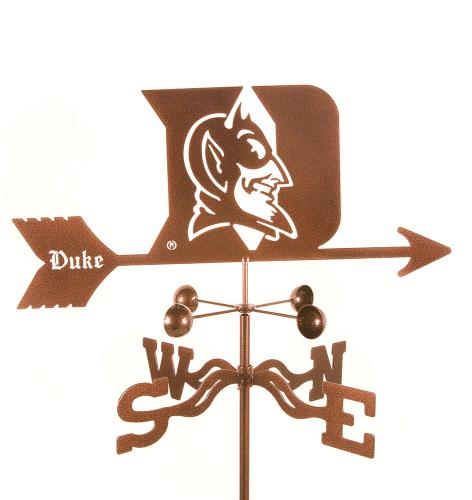 Duke Collegiate Garden Weathervane