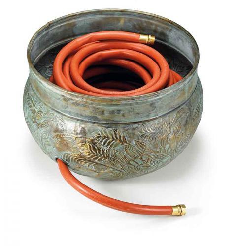 Key West Garden Hose Pot