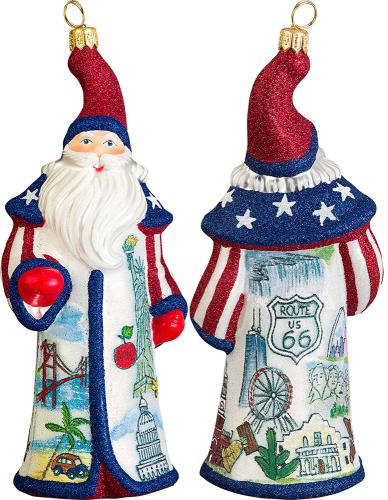 Americana International Santa
