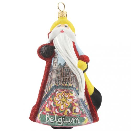 Belgium International Santa