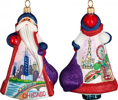 Chicago International Santa