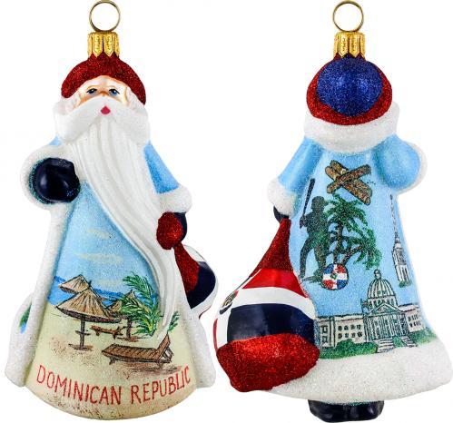 Dominican Republic International Santa