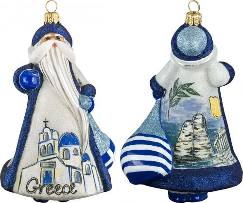 Grecian International Santa