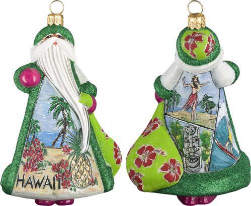 Hawaiian International Santa