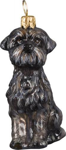 Affenpinscher Dog Ornament