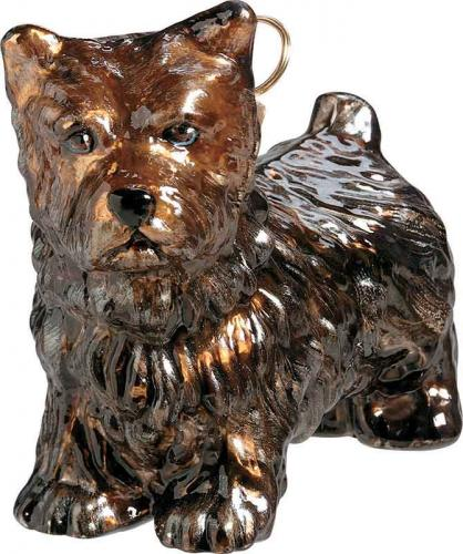 Cairn Terrier Dog Ornament