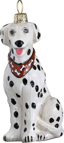 Dalmatian Dog Ornament