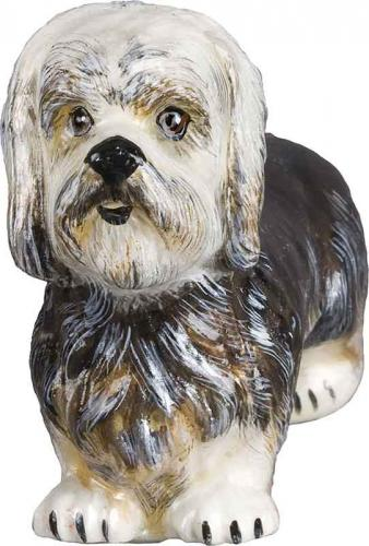 Dandie Dinmont Terrier Dog Ornament
