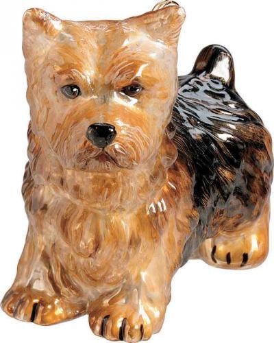 Norwich Terrier Dog Ornament