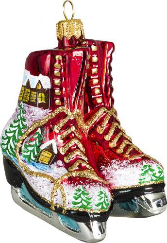 Holiday Ice Skates Ornament