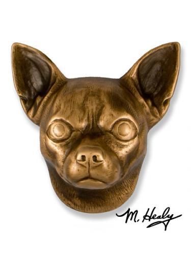 Chihuahua Dog Door Knocker
