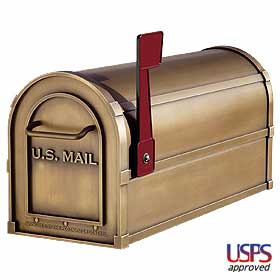 Antique Rural Post Mailboxes