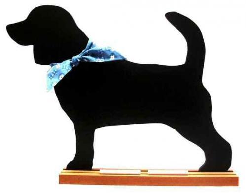 Beagle Dog Breed Chalkboard