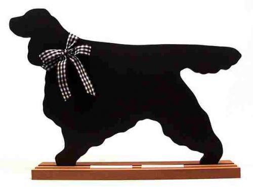 Gordon Setter Dog Breed Chalkboard