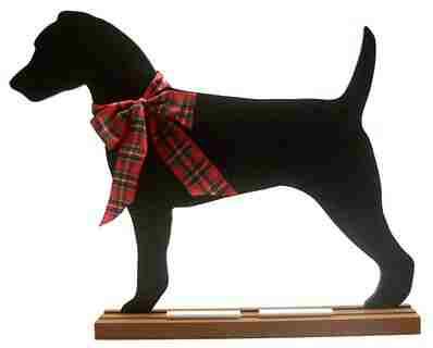 Jack Russell Terrier Dog Breed Chalkboard
