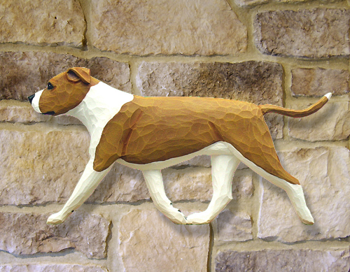 AmStaff Terrier Dog Wall Art