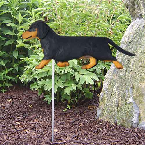 Dachshund Dog Garden Stake