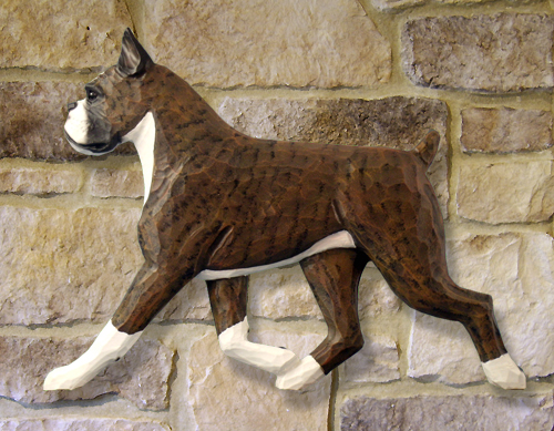Boxer Dog Wall Art