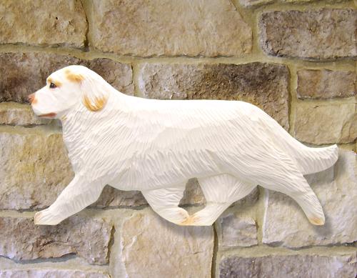 Clumber Spaniel Dog Wall Art