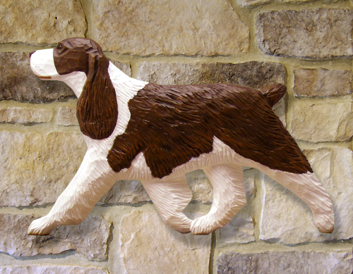 English Springer Spaniel Dog Wall Art