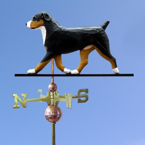 Entlebucher Dog Weathervane
