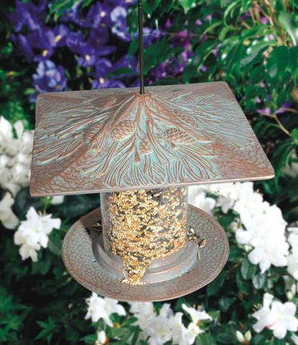 6 Inch Pinecone Bird Feeder