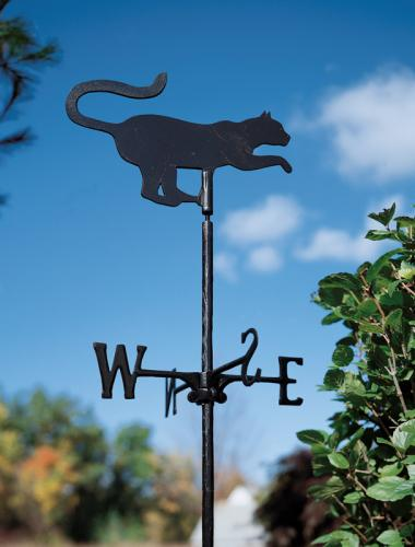 Cat Garden Weathervane