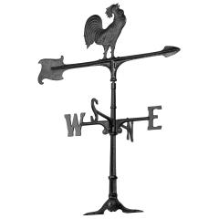 30 inch Rooster Accent Weathervane