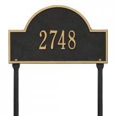 Arch Marker - Standard Lawn - One Line