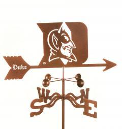 Duke Collegiate Garden Weathervane