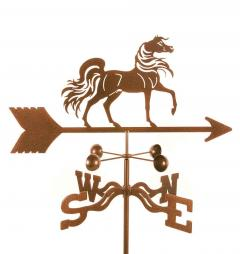 Arabian Horse Garden Weathervane