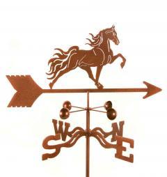 Tennessee Walker Horse Garden Weathervane