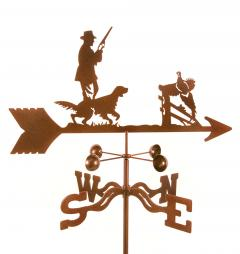Hunter Garden Weathervane