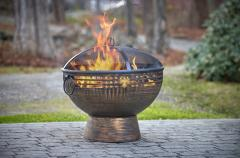 Eagle Fire Bowl