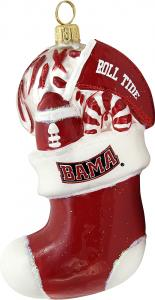 Alabama Stocking Ornament