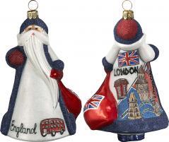 British International Santa