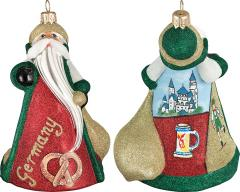 German International Santa