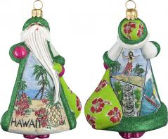 Hawaiian International Santa