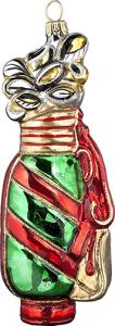 Holiday Golf Bag Ornament