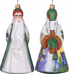 Ireland Shamrock International Santa
