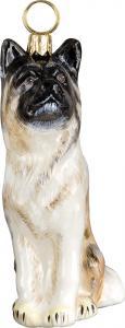 Akita Dog Ornament