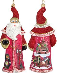 Russian International Santa