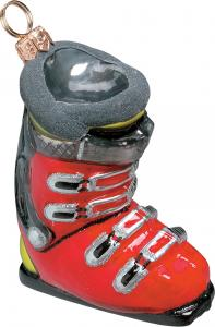 Ski Boot Ornament